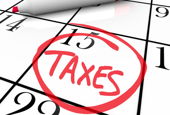 TAXES: Get Extra Time to File